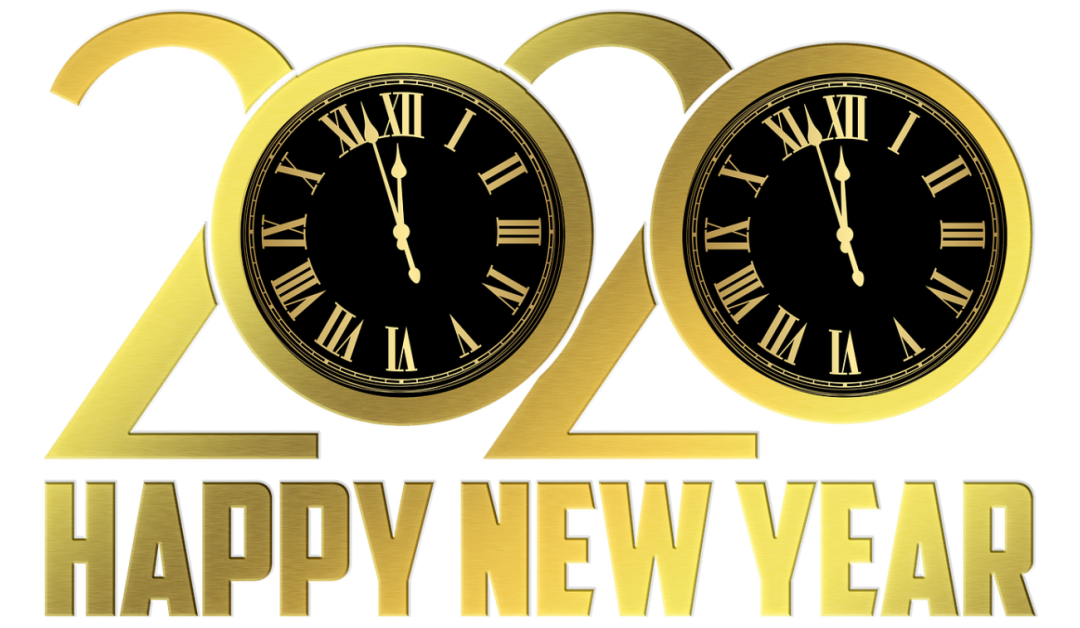 happy new year from st. bernardine media