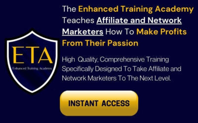 Feeling Lost With Your Marketing Efforts? Learn To Market Online With ETA – Enhanced Training Academy